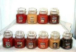 Yankee Candle 1-Wick Small Jar Candle 3.7oz / 104g - Choose