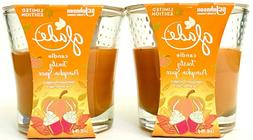 2 Count Glade 3.4 Oz Limited Edition Toasty Pumpkin Spice Si