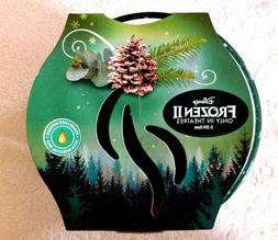 3 Wick Scented Glade Disney Frozen 2 Icy Evergreen Forest  C