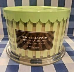 Homeworx MINTALICIOUS CHOCOLATE CHIP 3 wick 18oz candle