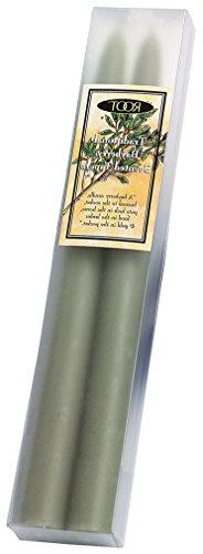 Root Candles Traditional Bayberry Scented Taper Candle 9-Inc