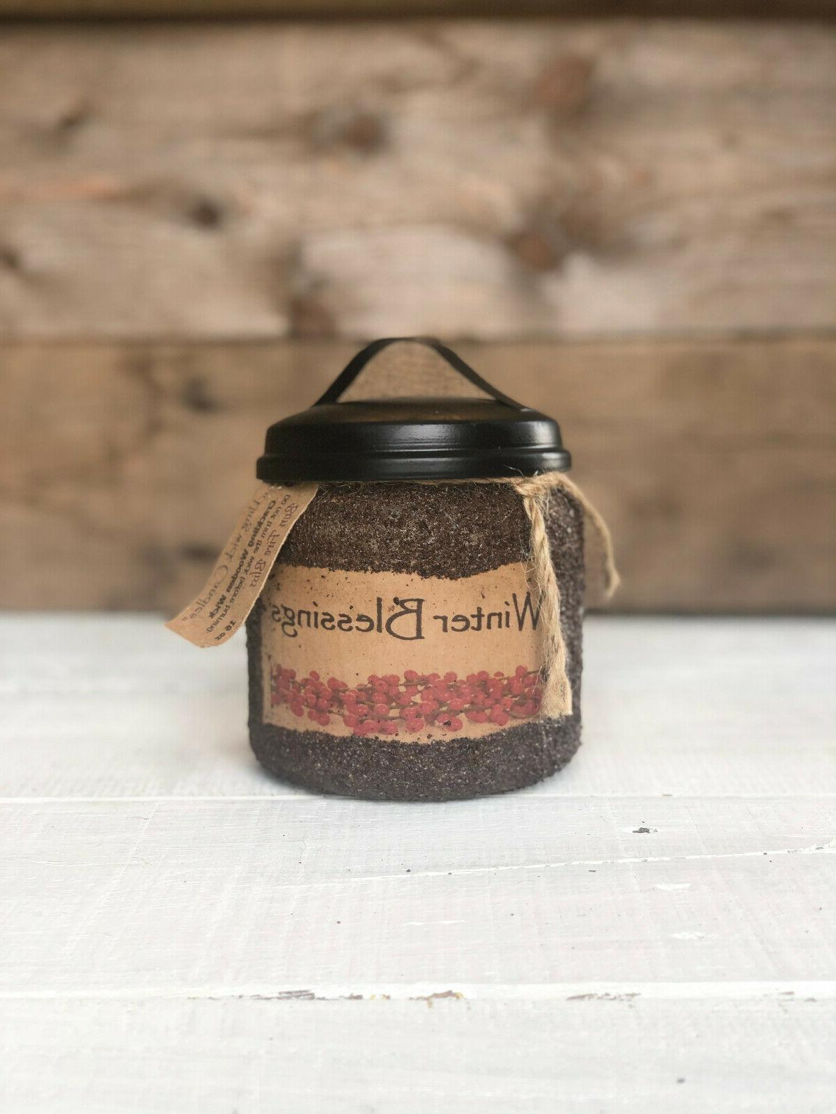crackling wooden wick pure soy candles in