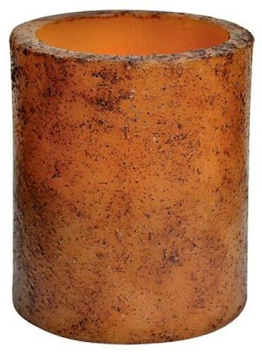 new primitive grungy folk art cinnamon mustard