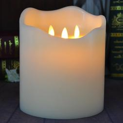 Pack of 36 Pure Beeswax Tealight Candles Bulk Natural Scent