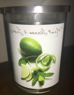 Project Art by NEST Laura Slatkin ~ Mint Leaves &  Lime ~ 2
