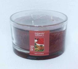 Yankee Candle Santa's Pipe Large 3-Wick Candle Burns 30-50 H