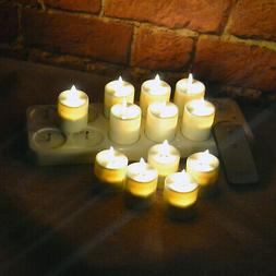 Luminara White LED Candle Pillar Scented Flameless 5inch for