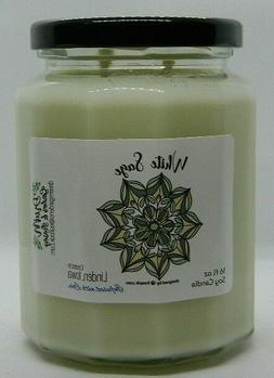 White Sage ~ Double Wick 16 oz Soy Candle ღ DreeM Gardens